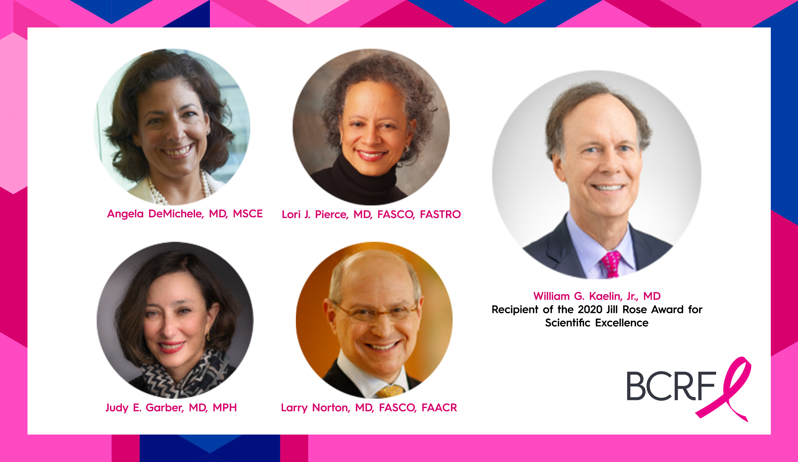 Get to Know the Panelists at This Year's Symposium and Awards Luncheon