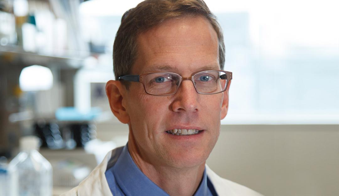 Meet the Researcher: Dr. Robert Vonderheide