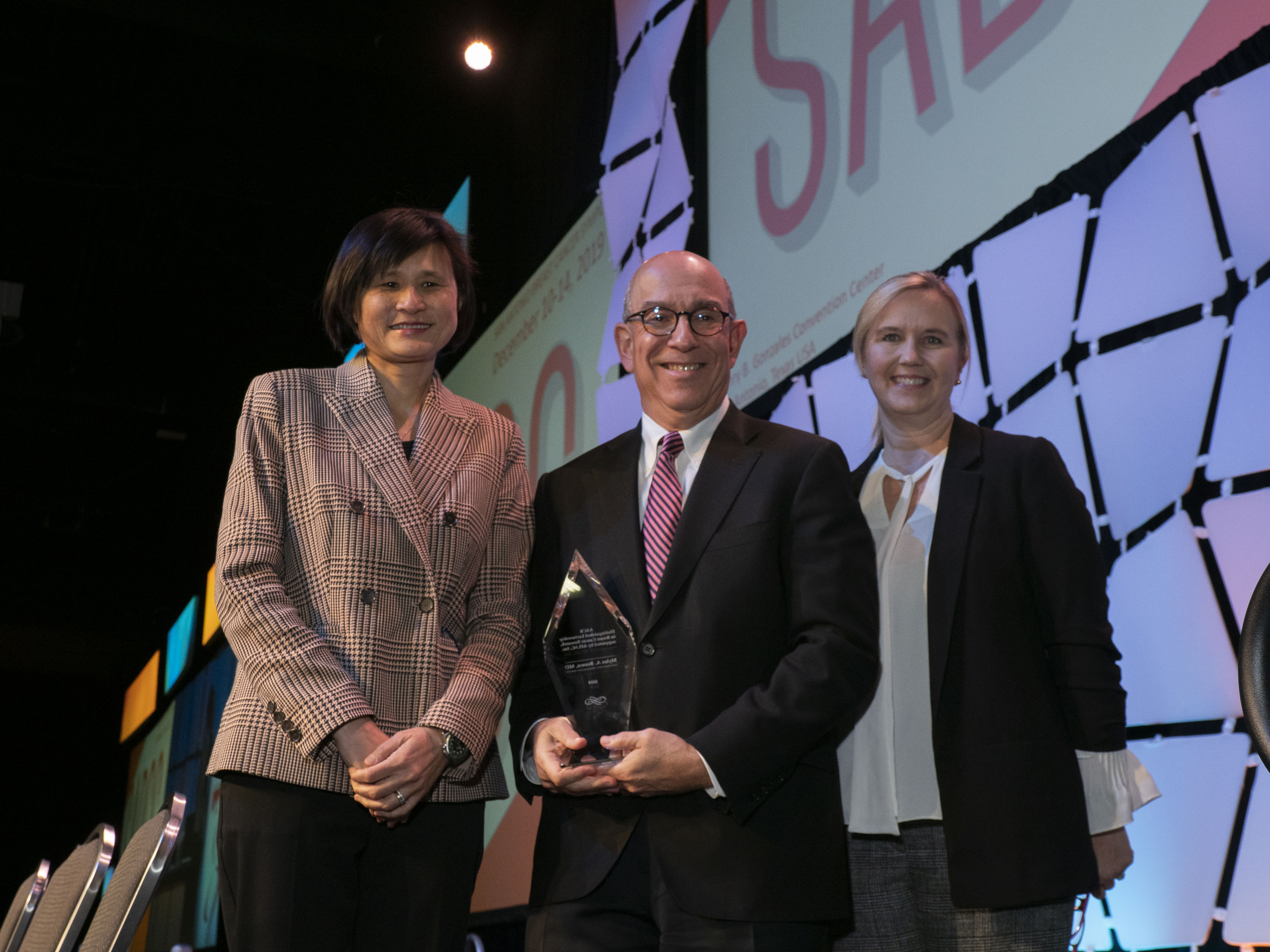 BCRF Researchers Honored at the 2019 San Antonio Breast Cancer Symposium