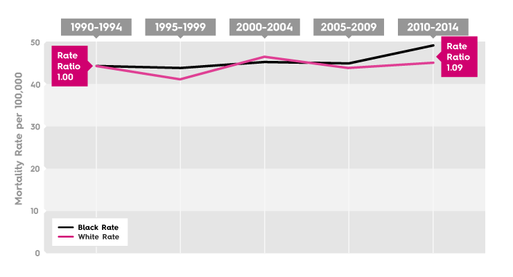 Breast Cancer Mortality Rate - Las Vegas