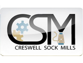 Creswell Sock Mills Partner Logo