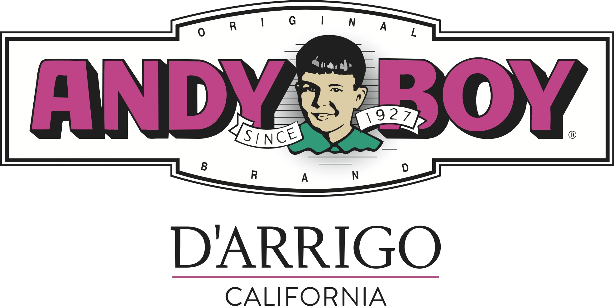 Andy Boy Californa Partner Logo