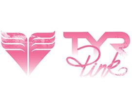 TYR Pink Partner Logo