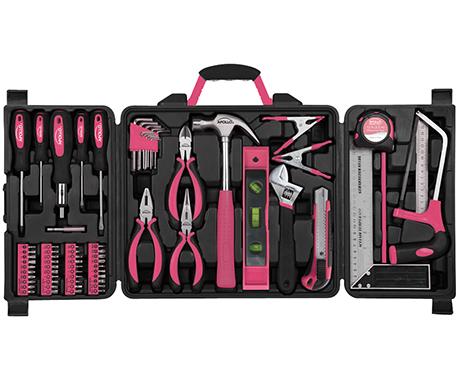 Apollo X BCRF Shop Pink 71 Piece