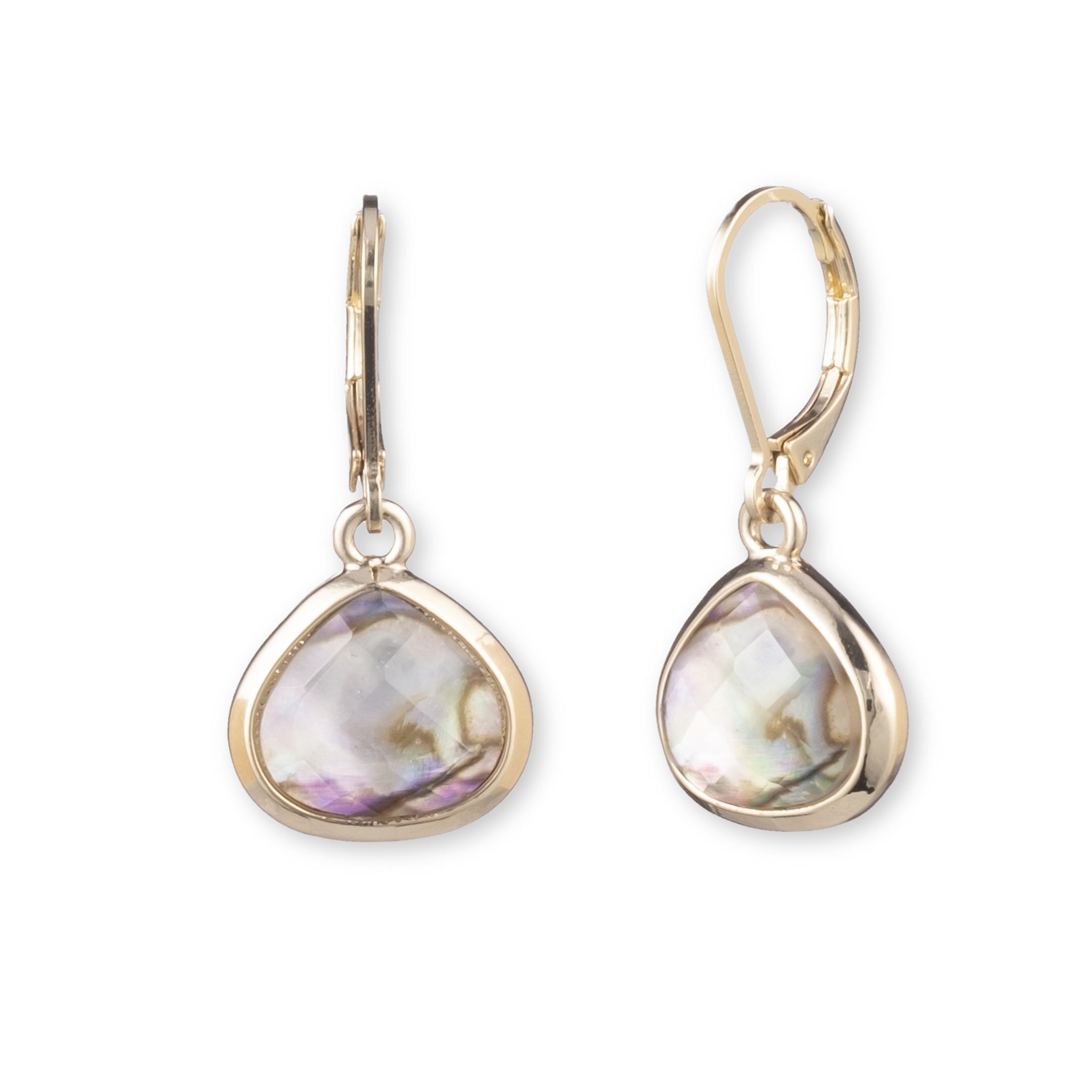Anne Klein x BCRF Shop Pink Earring