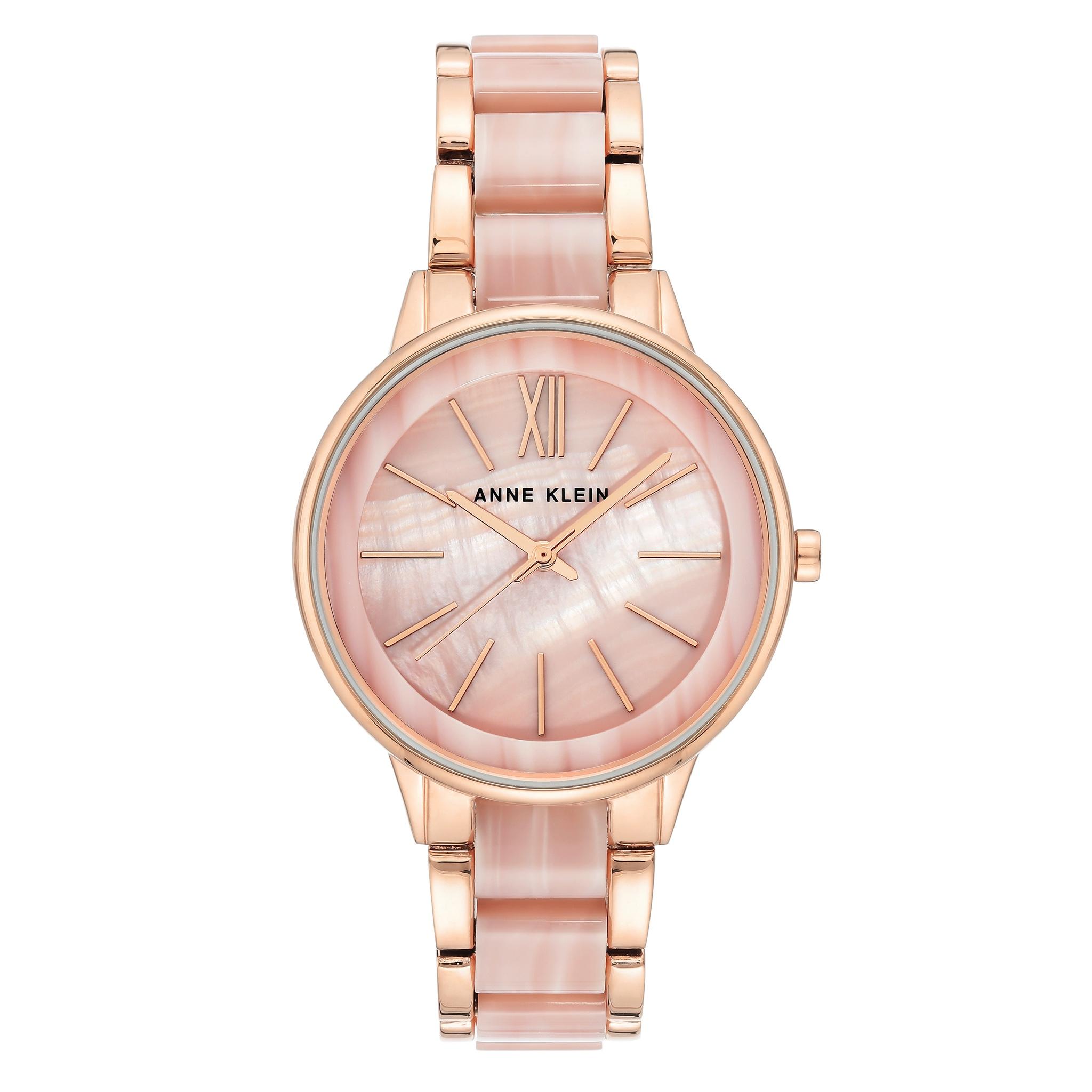 Anne Klein x BCRF Shop Pink Watch
