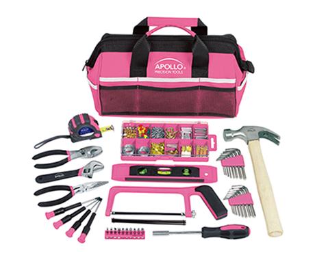 Apollo X BCRF Shop Pink 201 Piece