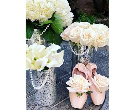 Capezio x BCRF Shop Pink Craft Pointe Shoes