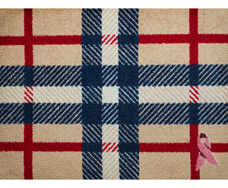 Carpet One x BCRF British Welcome Mat Collection