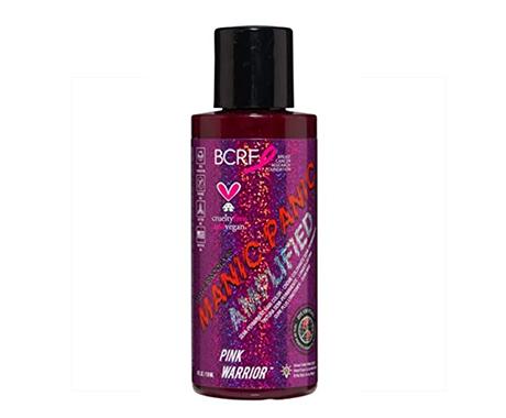 Manic Panic x BCRF Shop Pink Pink Warrior Amplified Hair Dye