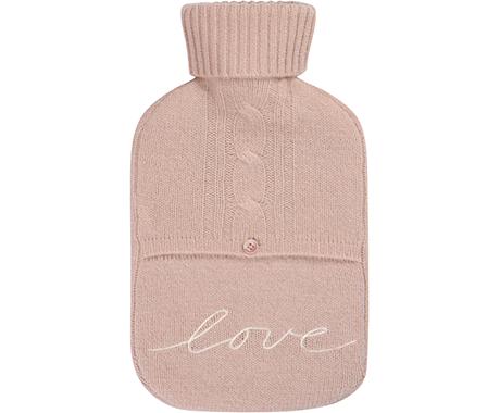 Naked Cashmere x BCRF Shop Pink Love Hot Water Bottle