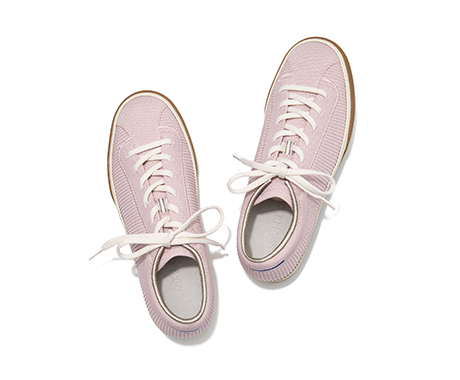 Rothy's x BCRF Shop Pink The Lace Up