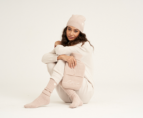Naked Cashmere x BCRF LOVE Collection 2020